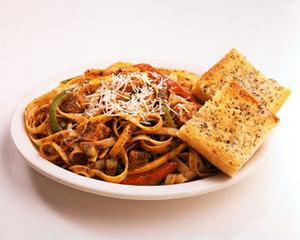 Chili Pesto Pasta