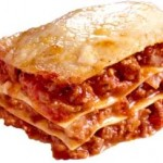 Lasagne i stor form
