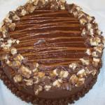 Snickers Kake