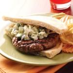 Hamburger i Pita