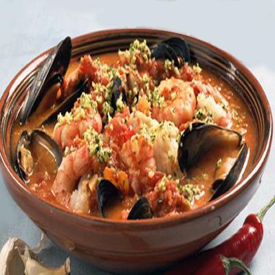 spansk fiskegryte