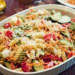 Pastasalat – Mamma's spesial