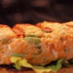 Lakse- og krabbekaker – Grillmat!