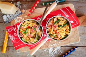 Pasta-Pancetta