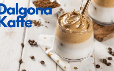 Dalgona Kaffe